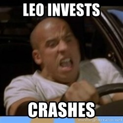 fast and furious - Leo invests crashes