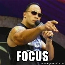 Dwayne 'The Rock' Johnson - FOCUS