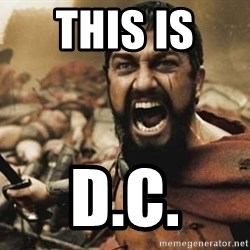 300 - this is  D.C.
