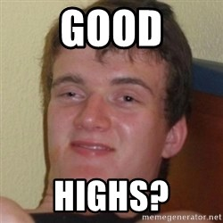 Stoner Guy - Good Highs?