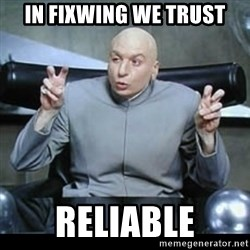 dr. evil quotation marks - In Fixwing we trust Reliable