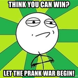 Challenge Accepted 2 - Think you can win? let the prank war begin!