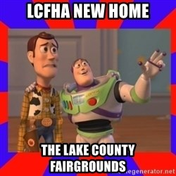 Everywhere - LCFHA new home The Lake County Fairgrounds