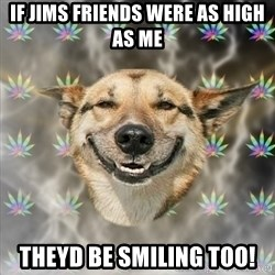 Stoner Dog - If Jims Friends were as high as me Theyd be smiling too!