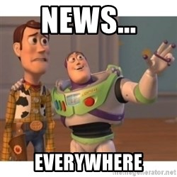 Toy story - News... Everywhere