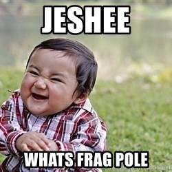 Evil Asian Baby - Jeshee whats frag poLe