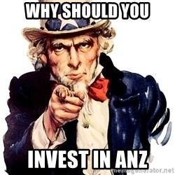 Uncle Sam Point - Why Should you invest in anz