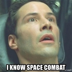 i know kung fu - I know space combat