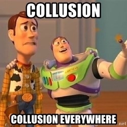 Consequences Toy Story - ColluSion CollusIon everywhere