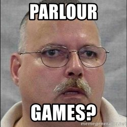 Are You A Wizard - PArlour Games?