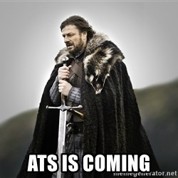 ned stark as the doctor - ATs is coming