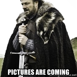 Sean Bean Game Of Thrones - pictures are coming