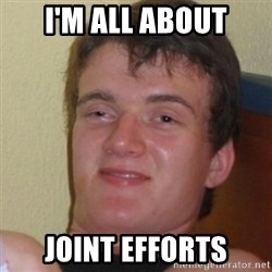Stoner Stanley - I'm all about Joint efforts