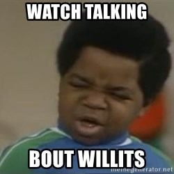 Gary Coleman II - Watch Talking  Bout willits