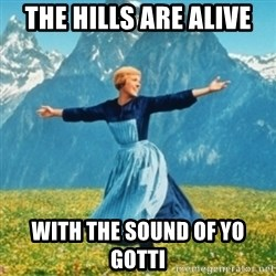 Sound Of Music Lady - The hills are alive with the sound of yo gotti
