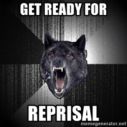 Insanity Wolf - Get Ready for reprisal