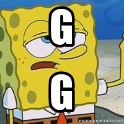 Only Cried for 20 minutes Spongebob - g g