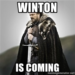 Game of Thrones - WINTON Is comIng