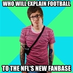 Disingenuous Liberal - who will explain football to the NFL's new fanbase