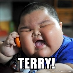 Fat Asian Kid - Terry!