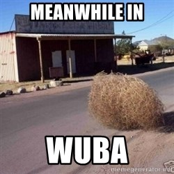 Tumbleweed - Meanwhile in wuba