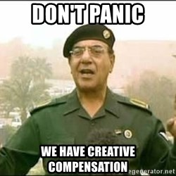 Iraqi Information Minister - Don't panic We have creative compensation