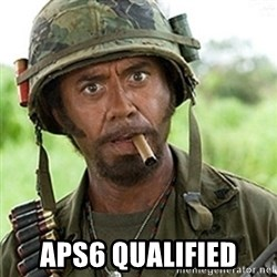 Tropic Thunder Downey - aps6 qualified