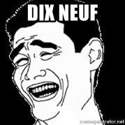 Laughing - Dix neuf