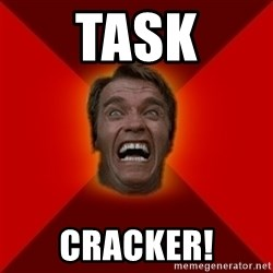 Angry Arnold - TASK CRACKER!