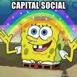 Bob esponja imaginacion - capital social