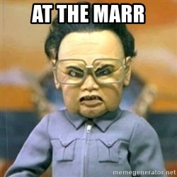 Kim Jong Il Team America - At the marr