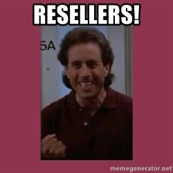 seinfeld-newman - resellers!