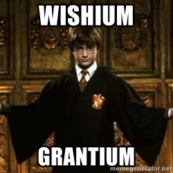 Harry Potter Come At Me Bro - Wishium GrantiUm