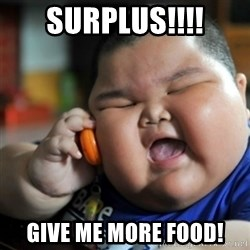 fat chinese kid - Surplus!!!! Give me more food!