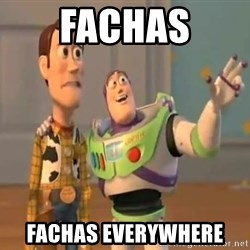 X, X Everywhere  - FACHAS FACHAS EVERYWHERE