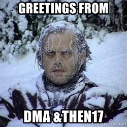 Frozen Jack - Greetings from DMA &THEN17