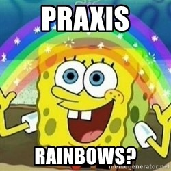 Spongebob - Nobody Cares! - Praxis Rainbows?