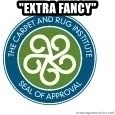 """Seal Of Approval - """"Extra fancy"""""""