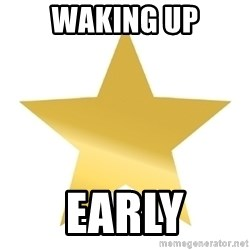 Gold Star Jimmy - Waking up Early