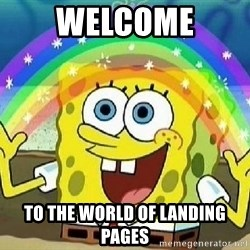 Imagination - Welcome To the world of Landing Pages