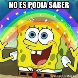 Spongebob - Nobody Cares! - NO ES PODIA SABER