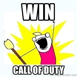 All the things - win call of duty