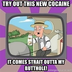 Pepperidge Farm Remembers FG - Try out this new cocaine It comes strait outta my butthole!