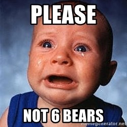 Crying Baby - Please Not 6 bears