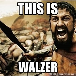 This Is Sparta Meme - This is Walzer