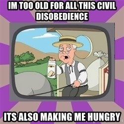 Pepperidge Farm Remembers FG - im too old for all this civil DISOBEDIENCE its also making me hungry
