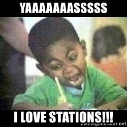 Black kid coloring - yaaaaaaasssss i love stations!!!