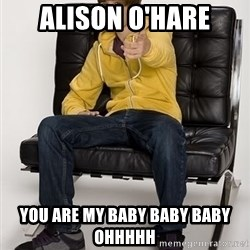 Justin Bieber Pointing - Alison O'hare You are my baby baby baby ohhhhh