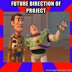 Everywhere - Future Direction of Project