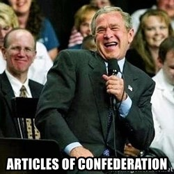 Laughing Bush - Articles of Confederation